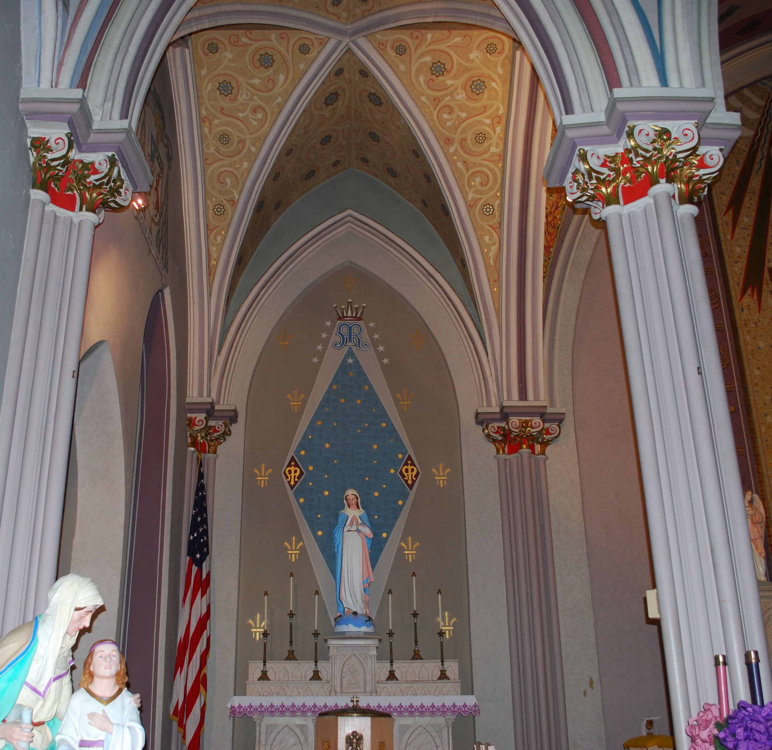 St. Charles Borrormeo Blessed Mother Ashland, PA