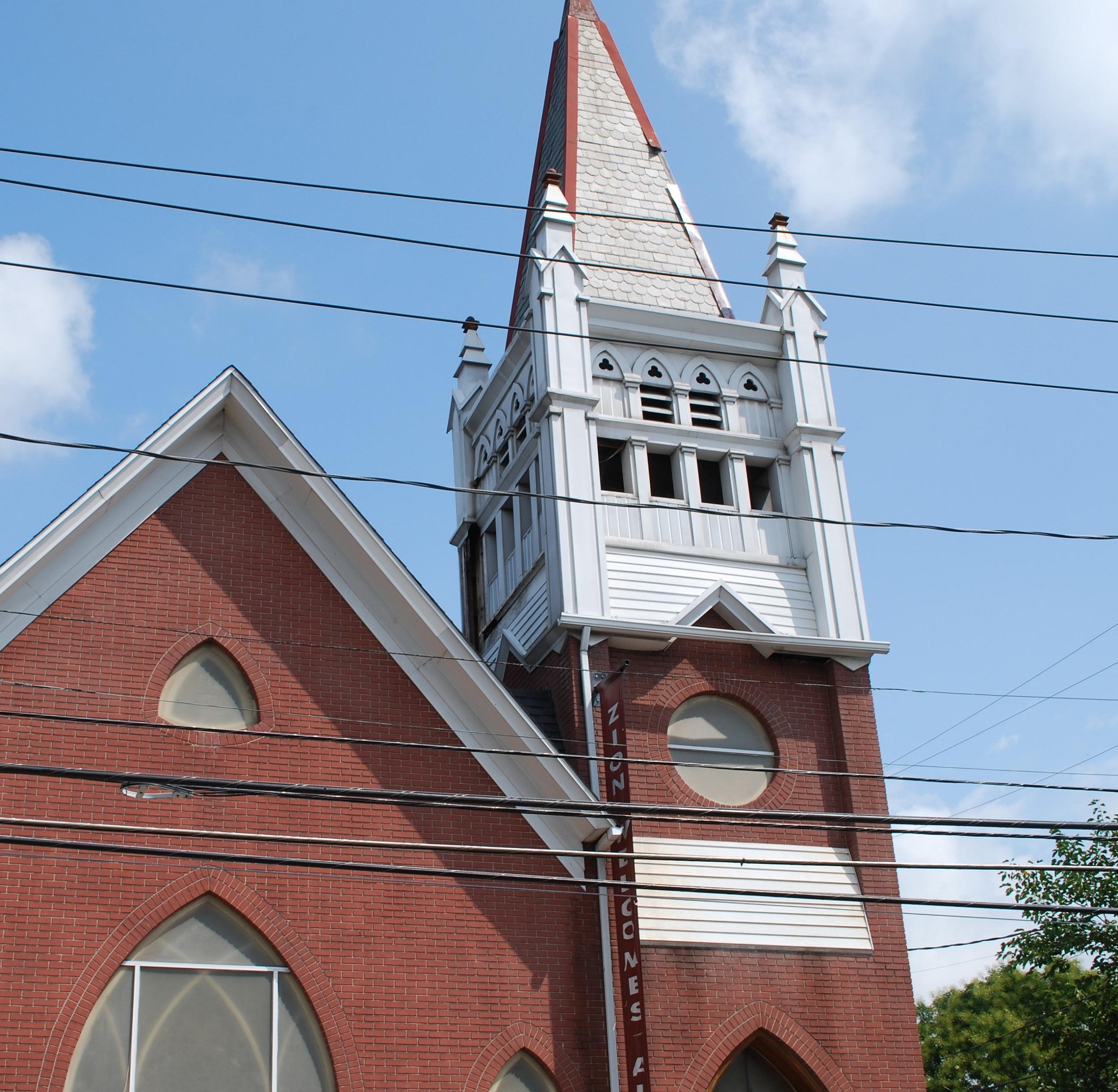 Zion United Church of Christ Stroudsburg, PA